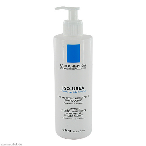 Roche Posay Iso Urea, 400 ML, L'Oréal Deutschland GmbH