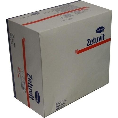 ZETUVIT SAUGKOMPR 13.5X25, 30 ST, Paul Hartmann AG