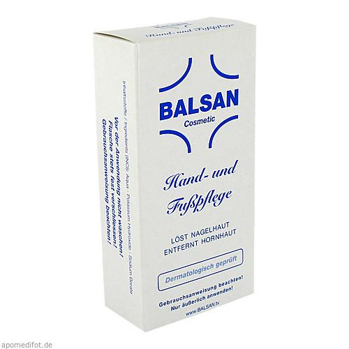 BALSAN-Hornhautbalsam, 100 ML, Balsan Cosmetik GmbH