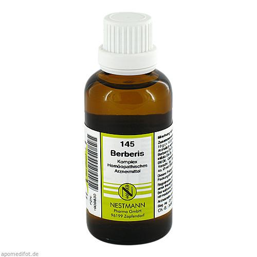 BERBERIS KOMPL NESTM 145, 50 ML, Nestmann Pharma GmbH