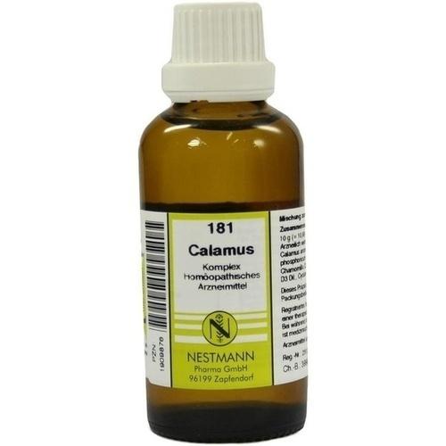CALAMUS KOMPL NESTM 181, 50 ML, Nestmann Pharma GmbH