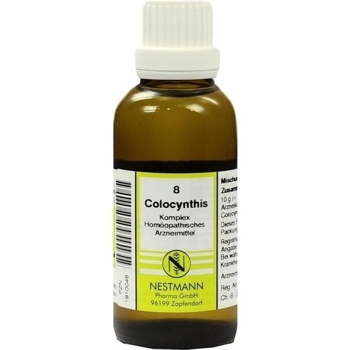 COLOCYNTHIS KOMPL NESTM 8, 50 ML, Nestmann Pharma GmbH