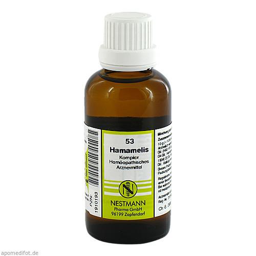 HAMAMELIS KOMPL NESTM 53, 50 ML, Nestmann Pharma GmbH