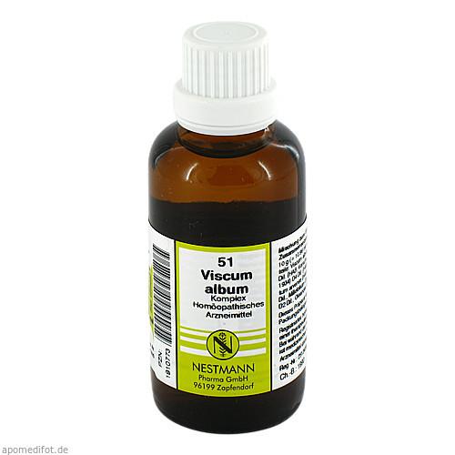 VISCUM ALB KOMPL NESTM 51, 50 ML, Nestmann Pharma GmbH