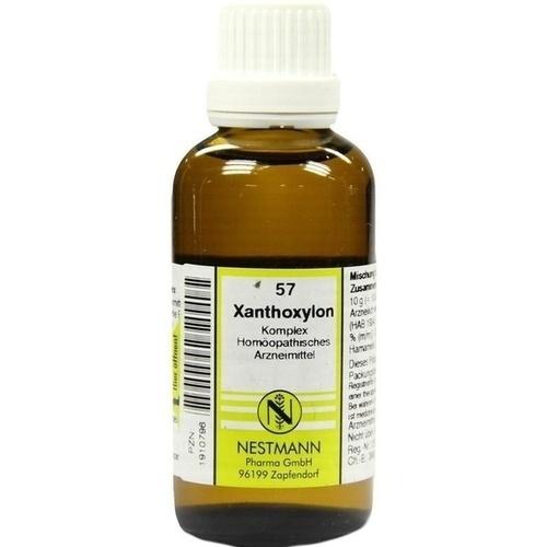 XANTHOXYLON KOMPL NESTM 57, 50 ML, Nestmann Pharma GmbH