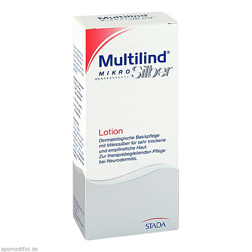 MULTILIND Mikrosilber, 200 ML, STADA GmbH