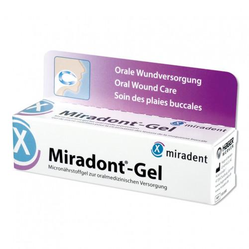 Miradent Miradont Gel 15ml, 15 ML, Hager Pharma GmbH