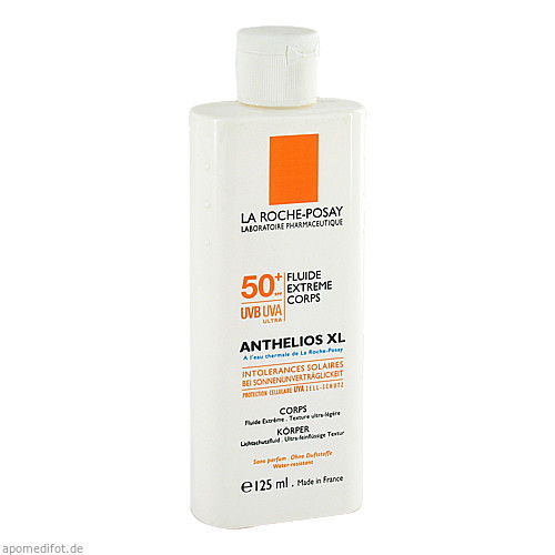 ROCHE POSAY ANTHELIOS 50+ Fluide Extreme Corps, 125 ML, L'oreal Deutschland GmbH