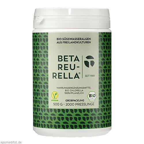 Beta-Reu-Rella Süsswasseralgen, 2000 ST, Wierich Vertriebs GmbH