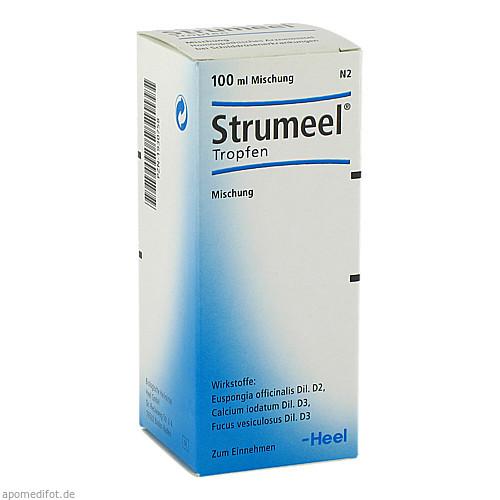 Strumeel Tropfen, 100 ML, Biologische Heilmittel Heel GmbH