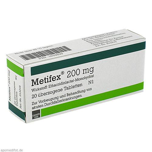 METIFEX 200MG, 20 ST, Cheplapharm Arzneimittel GmbH
