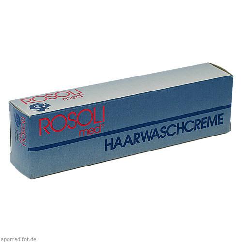 ROSOL HAARWASCHCREME, 25 G, Rosolimed GmbH