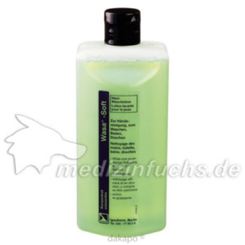 Wasa-Soft Waschlotion, 500 ML, Lysoform