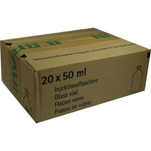 AQUA PRO INJ, 20X50 ML, B. Braun Melsungen AG
