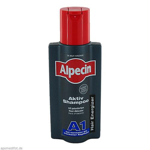 ALPECIN AKTIV SHAMPOO A1, 250 ML, Dr. Kurt Wolff GmbH & Co. KG
