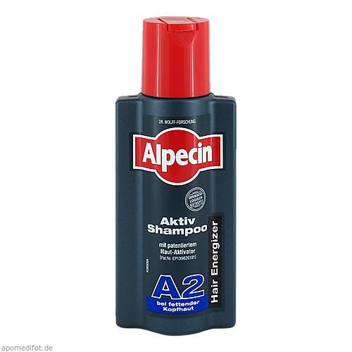 ALPECIN AKTIV SHAMPOO A2, 250 ML, Dr. Kurt Wolff GmbH & Co. KG