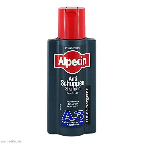 ALPECIN AKTIV SHAMPOO A3, 250 ML, Dr. Kurt Wolff GmbH & Co. KG