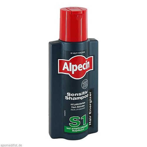 ALPECIN SENSITIV SHAMPOO S1, 250 ML, Dr. Kurt Wolff GmbH & Co. KG