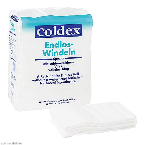 COLDEX ENDLOSWINDELN, 1X30 ST, Attends GmbH