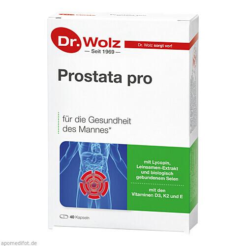 Prostata pro Dr. Wolz Kapseln, 2X20 ST, Dr. Wolz Zell GmbH