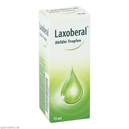 Laxoberal Abführ Tropfen, 15 ML, Sanofi-Aventis Deutschland GmbH GB Selbstmedikation /Consumer-Care