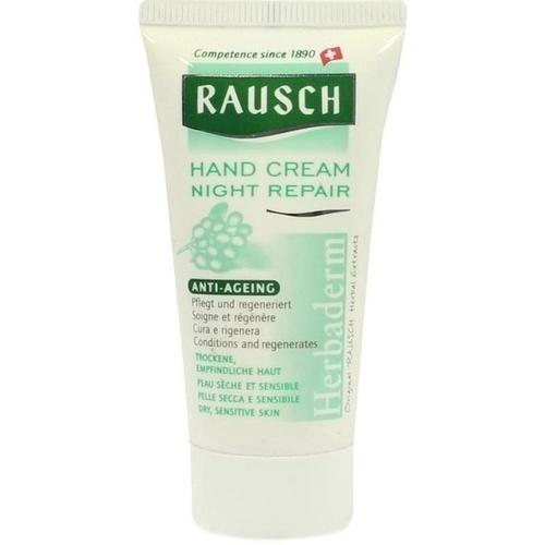 Rausch Hand Cream Night Repair, 30 ML, Rausch (Deutschland) GmbH