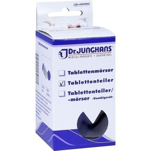 Tablettenmörser, 1 ST, Dr. Junghans Medical GmbH