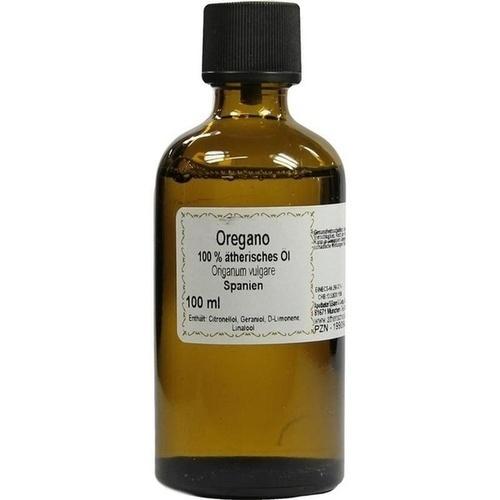Oregano 100% Ätherisches Öl, 100 ML, Apotheker Bauer & Cie.