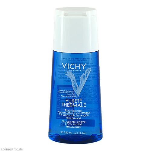 VICHY PURETE THERMALE AUGEN MAKE UP ENTFERNER SENS, 150 ML, L'Oréal Deutschland GmbH