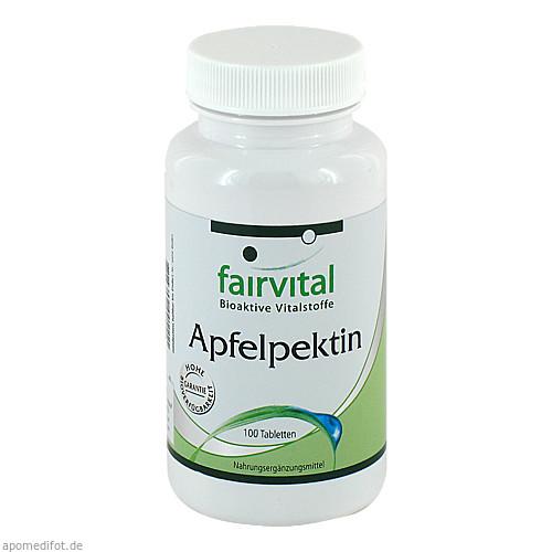Apfelpektin, 100 ST, Fairvital B. V.