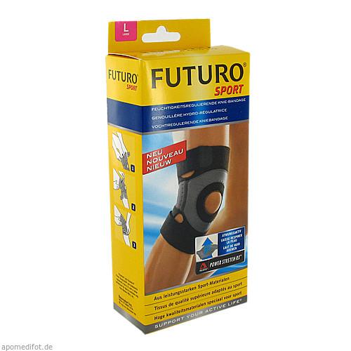 Futuro Sport Kniebandage L, 1 ST, 3M Medica Zweigniederlassung der 3M Deutschland GmbH