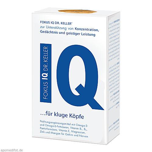 Fokus IQ Dr.Keller, 120 ST, Quintessenz health products GmbH
