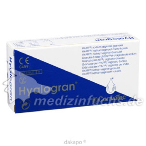 Hyalogran Granulat 969311, 5X2 G, Bios Medical Services GmbH