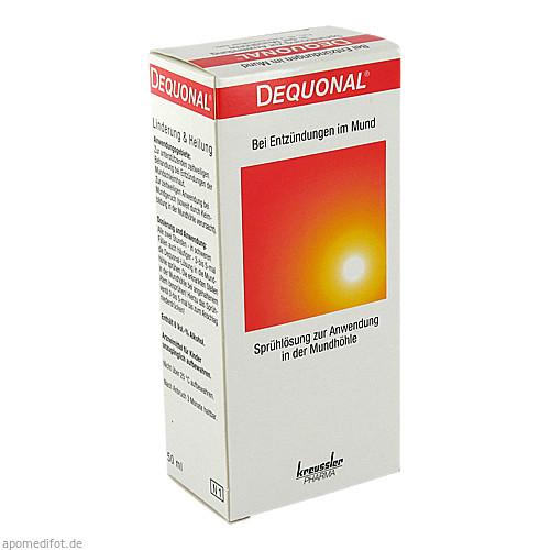 DEQUONAL, 50 ML, Chem. Fabrik Kreussler & Co. GmbH