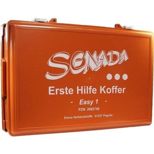 Senada Koffer easy 1, 1 ST, Erena Verbandstoffe GmbH & Co. KG