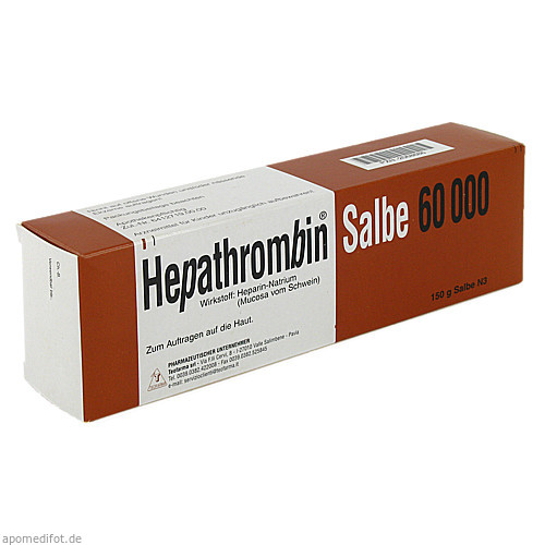 HEPATHROMBIN 60000, 150 G, Teofarma S.R.L.