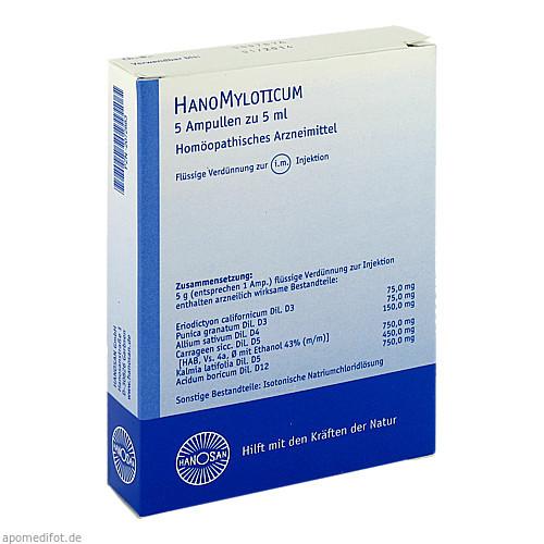 HanoMyloticum, 5X5 ML, Hanosan GmbH