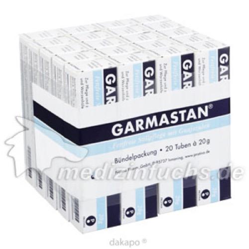 GARMASTAN, 20X20 G, Protina Pharmazeutische GmbH
