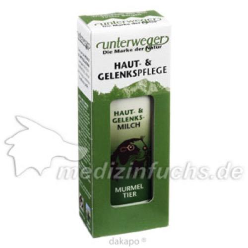 Murmeltier Haut- u. Gelenksmilch, 250 ML, Grüner Pharmavertrieb