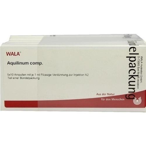 AQUILINUM COMP, 50X1 ML, Wala Heilmittel GmbH