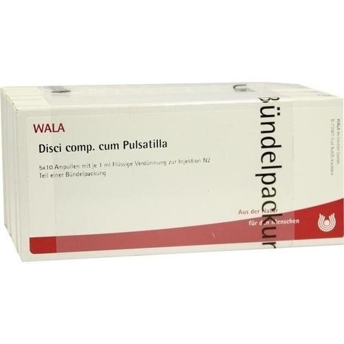 DISCI CP C PULSATILLA, 50X1 ML, Wala Heilmittel GmbH