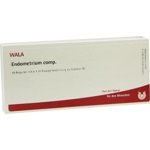 ENDOMETRIUM COMP, 10X1 ML, Wala Heilmittel GmbH