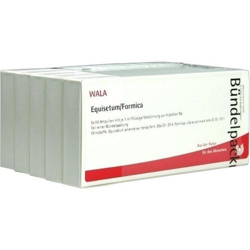 EQUISETUM/FORMICA, 50X1 ML, Wala Heilmittel GmbH