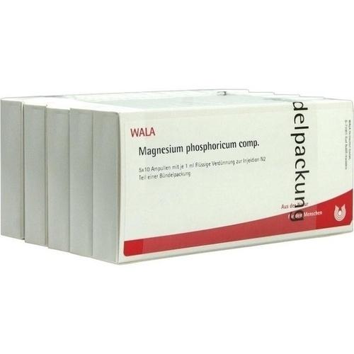 MAGNESIUM PHOS COMP, 50X1 ML, Wala Heilmittel GmbH