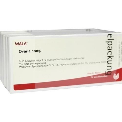 OVARIA COMP, 50X1 ML, Wala Heilmittel GmbH