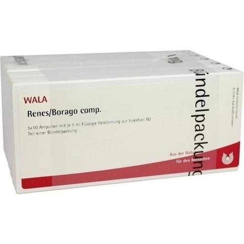 RENES/BORAGO COMP, 50X1 ML, Wala Heilmittel GmbH