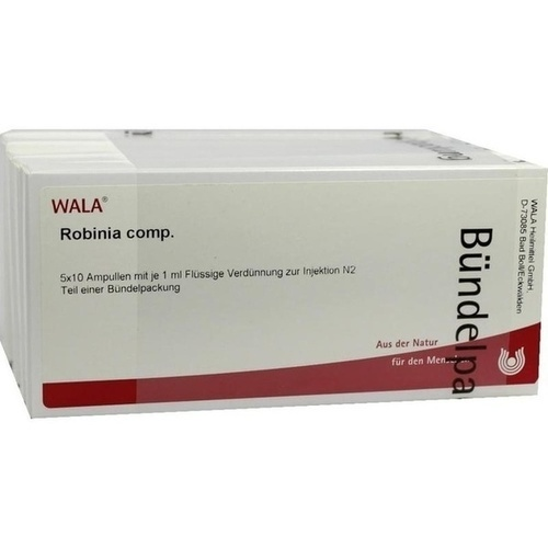 ROBINIA COMP, 50X1 ML, Wala Heilmittel GmbH