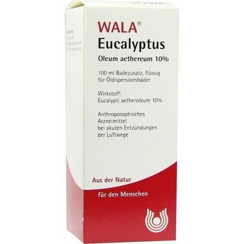 EUCALYPTUS OLEUM AETH 10%, 100 ML, Wala Heilmittel GmbH