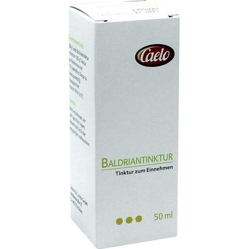 Baldriantinktur Caelo HV-Packung, 50 ML, Caesar & Loretz GmbH
