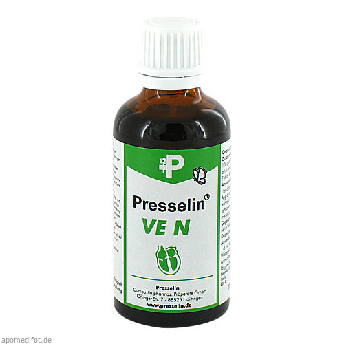 Presselin VE N, 50 ML, Combustin Pharmaz. Präparate GmbH